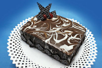 Основа для покрытия кондитерских изделий Бейклс Фадж Насыщенный Шоколад