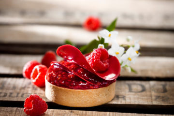 Пряные фрукты Малина-Жасминовый Чай