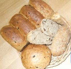 Хлеб Овес и Ячмень